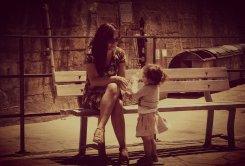 Emma y mama